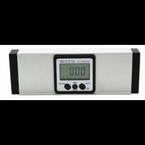 """Уровень  цифровой   УУКЦ  150  ( 0°-360° ) 5""""    с лазерем и магнитным основанием"""