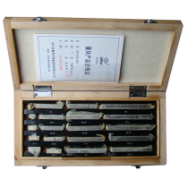 Набор  КМД  № 4  кл .0, 1, 2     в  наборе  11  мер   от  2  до  2,01 мм цена по запросу
