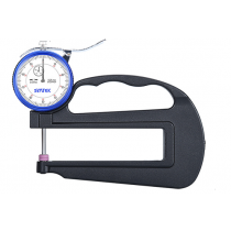 Толщиномер  индикаторный    ТР  10 - 120  мм  тип Р  ( керамика ) SYNTEK