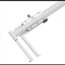 Штангенциркуль  ШЦО  50 - 500  - 0,02  /  200 мм    (остроконечные губы) для внутренних  канавок