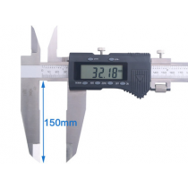Штангенциркуль  ШЦЦ-II- 500-0,01  губки  150 мм