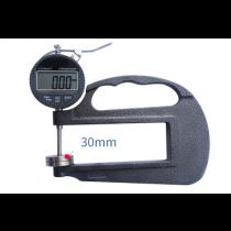 Толщиномер  цифровой    ТРЦ   25 - 120  мм    Ø 30