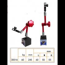 Штатив  магнитный  шарнирный  высота   245  мм  /   60 кг