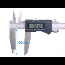 Штангенциркуль  ШЦЦ-II- 300-0,01  губки  100 мм