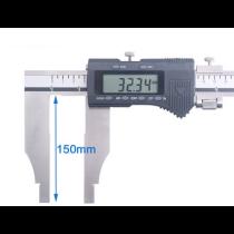 Штангенциркуль  ШЦЦ-III-600-0,01 губки  150 мм
