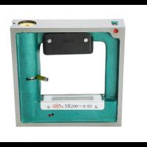 Уровень  рамный магнитный  200 мм    0,02 мм/м  с отключаемым магнитом