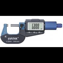Микрометр  цифровой  с  Bluetooth   МКЦБ    0 - 25  мм