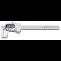 Штангенциркуль  ШЦЦО   0 - 200 - 0,01  /   60 мм     плоские губы