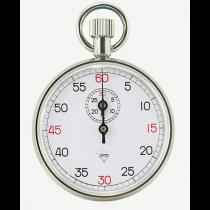 """Секундомер  механический 1-но  кнопочный 13JM  505   30′ 60""""   шкала -  0,2 сек."""