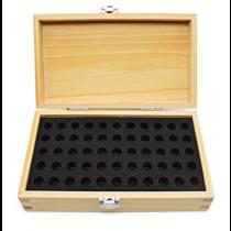 Кейс  деревянный  для   55  калибров