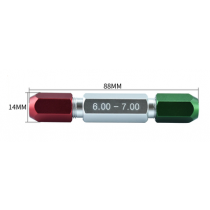 Ручка  для  калибров  6 - 7   мм   L - 88 мм, D - 14 мм