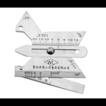 Универсальный  шаблон  сварщика   WG - 6  ( HJC 30 )