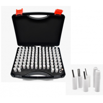 Набор пробок гладких цилиндрических с шагом 0,01 мм   от 1  до 2  мм   101  шт