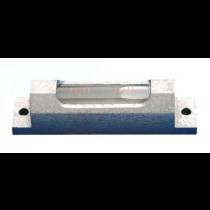 Уровень   брусковый     84J мм   -    0,1   мм/м     под  винты (СЕРТИФИКАТ ISO 9001)