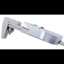 Штангенциркуль  ШЦЦО   5 - 200  -  0,01  IP 54  для измерения между краем поверхности и центром отверстия