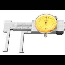 Штангенциркуль  ШЦКО   30 - 300 - 0,01  /   60 мм    плоские губы