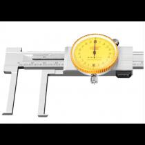 Штангенциркуль  ШЦКО   17 - 150 - 0,02  /   70 мм   остроконечные губы