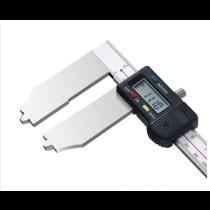Штангенциркуль  ШЦЦО  0  -  500  - 0,01 цифровой  для  внутренних  V  канавок  46 °   тип І