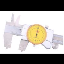 Штангенциркуль  ШЦКО  0  -  300  - 0,02   индикаторный для  внутренних V  канавок  46 °   тип І