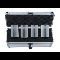 Пластина  стеклянная   ПМ   0 - 25   в комплекте  4 штуке