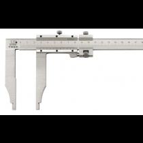 Штангенциркуль  ШЦ-III- 300 - 0,02 губки 125 мм  нержавеющая сталь  Guanglu