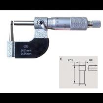 Микрометр трубный   МТ 25 (тип  E)