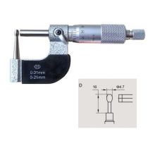 Микрометр трубный   МТ 50 (тип D )