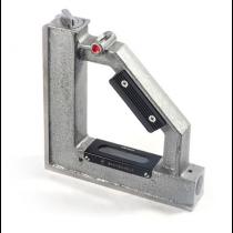 Уровень  рамный магнитный  200 мм    0,02 мм/м с отключаемым магнитом  (СЕРТИФИКАТ ISO 9001)