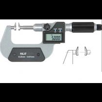 Микрометр  зубомерный  цифровой    МЗЦ 125 тип 2