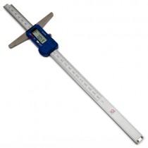 Штангенглубиномер  цифровой   ШГЦ-200-0,01 основание 150мм