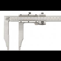 Штангенциркуль  ШЦ-III- 500 - 0,02  /  100 мм нержавеющая сталь SHAN промышленного назначения