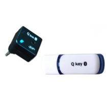 Передатчик   Bluetooth  4,0    Q Link   &   Q key