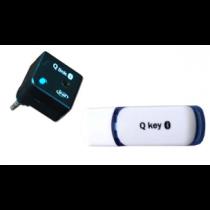 Передатчик   Bluetooth  4,0    Q Link   &   Q key