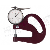 Толщиномер  индикаторный ручной ТР 50-160   КРИН