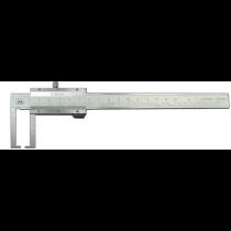 Штангенциркуль  ШЦО  0 - 150  - 0,02  /  50 мм   для   внешних  канавок