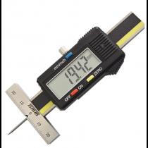 Глубиномер   цифровой   ГЦ   0 - 25  мм   Ø  стержня   1,0 мм  остроконечный     Timm