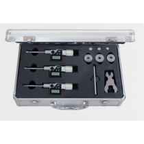 Набор нутромеров микрометрических трехточечных цифровых НМТЦ 20-50