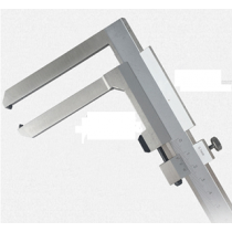 Штангенциркуль  нониусный ШЦО 0-60-0,01/80мм  для измерения тормозных дисков автомобиля