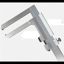 Штангенциркуль  нониусный ШЦО 0-90-0,01/120мм  для измерения тормозных дисков автомобиля