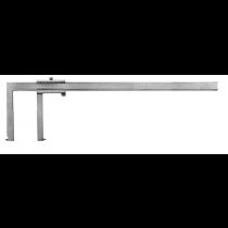 Штангенциркуль  ШЦО 40-340-0,02/105 мм   нержавеющая сталь  SHAN  для измерения тормозных барабанов автомобиля