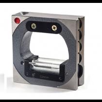 Уровень  рамный магнитный  100 мм  0,02 мм/м -  односторонний магнит (СЕРТИФИКАТ ISO 9001)