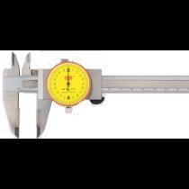 Штангенциркуль с круговой шкалой с напайками из  т/с    ШЦКТ-I- 200 - 0,02