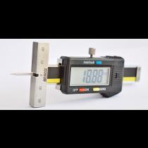 Глубиномер   цифровой   ГЦ   0 - 20  мм    Ø  стержня   0,8  мм        Timm