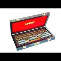 Набор КМД  - 46 шт.  кл. 0       1,001 - 100  мм  Links     сертификат ISO 9001