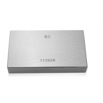 Мера концевая  поштучно   40 - 50 - 60 - 70 мм  кл. 1   Links     ISO 9001