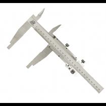 Штангенциркуль  ШЦ-II-  200 -  0,02  с установочной рамкой длина губок 60 мм SHAN промышленного назначения