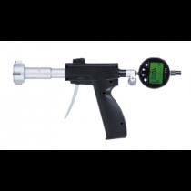 Нутромер  пистолетного  типа  цифровой 3-х точечный точечный   НМПТЦ  10-12  мм