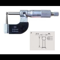 Микрометр трубный   МТ 25 (тип F)