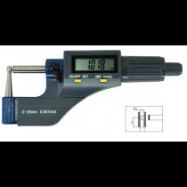 Микрометр  трубный  цифровой МТЦ  0-25 TERMА тип С