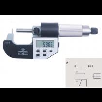Микрометр  трубный  цифровой   МТЦ    0 - 25  мм  IP54    тип  А